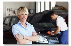 Car Inspection and Customer